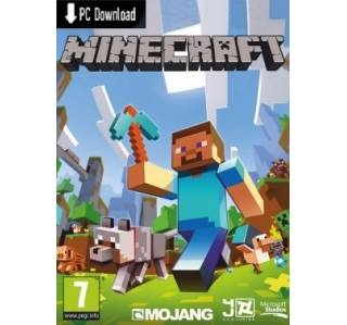 MINECRAFT (VERSÃO DIGITAL) PC