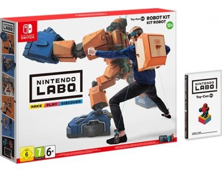 NINTENDO LABO ROBOT KIT (TOY-CON 02)