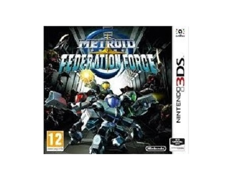 METROID PRIME FEDERATION FORCE 3DS/2DS