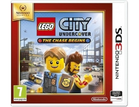 LEGO CITY UNCERCOVER 3DS/2DS