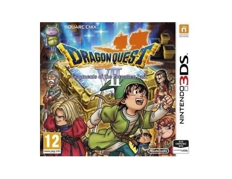 DRAGON QUEST VII FRAGMENTS OF THE FORGOTTEN PAST 3DS/2DS