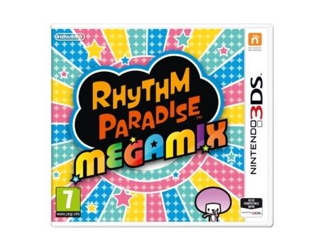 RHYTHM PARADISE MEGAMIX 3DS/2DS