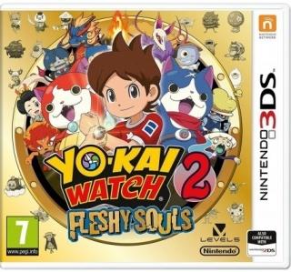 YO-KAI WATCH 2 FLESHY SOULS 3DS/2DS