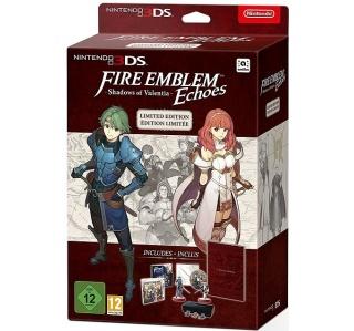FIRE EMBLEM ECHOES SHADOWS OF VALENTIA + AMIIBO ALM E AMIIBO CELICA 3DS/2DS