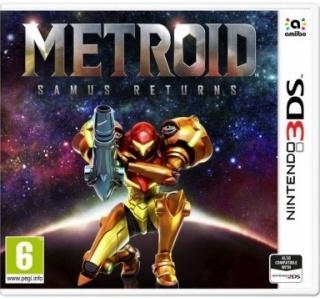 METROID SAMUS RETURNS 3DS/2DS