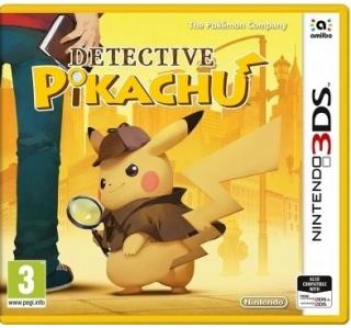 DETECTIVE PIKACHU 3DS/2DS