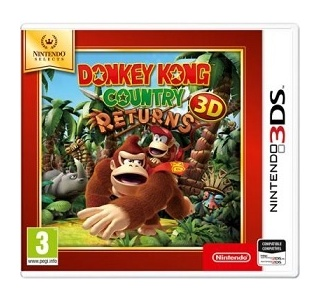 DONKEY KONG COUNTRY RETURNS 3D 3DS/2DS