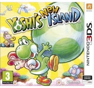 YOSHI´S NEW ISLAND 3DS/2DS