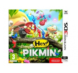 HEY PIKMIN 3DS/2DS