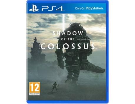SHADOW OF THE COLOSSUS PS4 - PROMOÇÕES PRIMAVERA