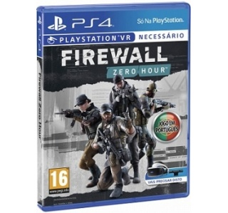 FIREWALL ZERO HOUR VR PS4 (REQUER PS VR)