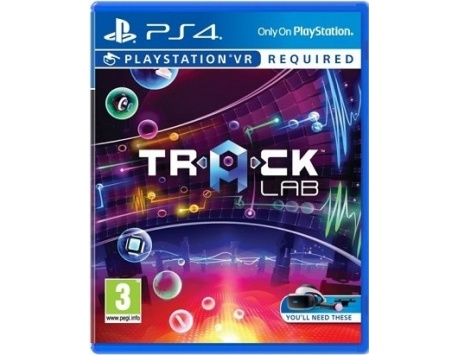 TRACK LAB PS4 (REQUER PS VR)