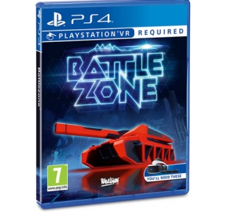 BATTLEZONE VR PS4 (REQUER PS VR)