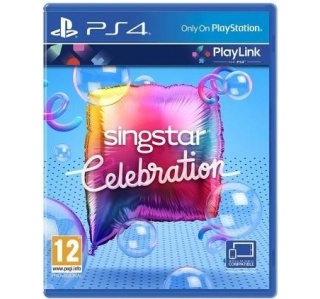 PLAYLINK SINGSTAR CELEBRATION PS4