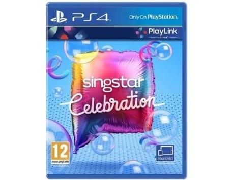 PLAYLINK SINGSTAR CELEBRATION PS4