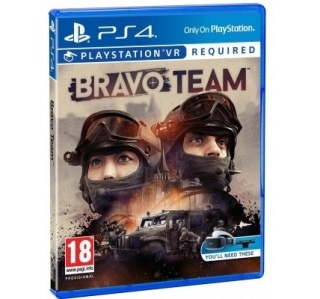 BRAVO TEAM PS4 (REQUER PS VR)
