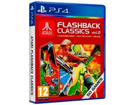ATARI FLASHBACK CLASSICS VOL 2 PS4