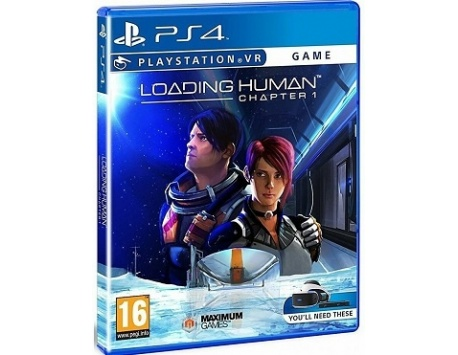 LOADING HUMAN CHAPTER 1 PS4 (REQUER PS VR)