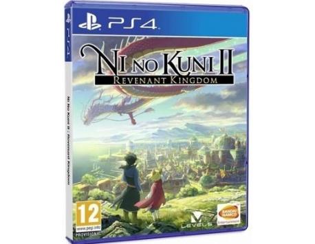 NI NO KUNI II REVENANT KINGDOM PS4