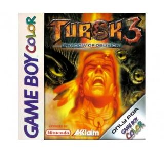 TUROK 3 SHADOW OF OBLIVION GAME BOY COLOR (USADO)
