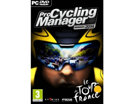 PRO CYCLING MANAGER 2014 PC