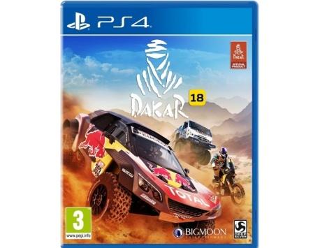 DAKAR 2018 PS4