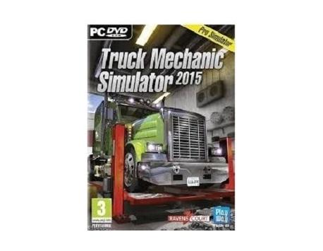 TRUCK MECHANIC SIMULATOR 2015 PC