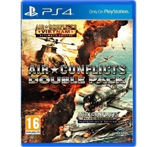 AIR CONFLICT DOUBLE PACK PS4
