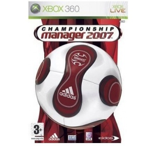 CHAMPIONSHIP MANAGER 2007 XBOX 360