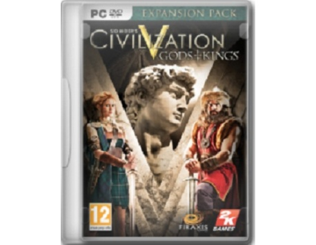 CIVLIZATION V GODS AND KINGS PC