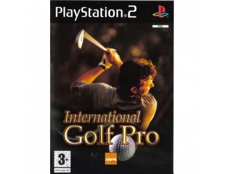INTERNACIONAL GOLF PRO PS2