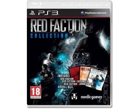 RED FACTION COLLECTION PS3