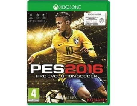 PRO EVOLUTION SOCCER 2016 + DLC EURO 2016 XBOX ONE