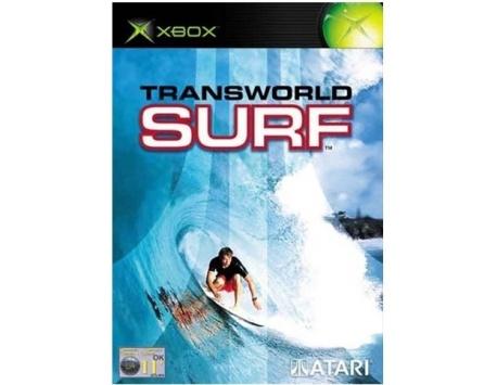 TRANSWORLD SURF XBOX (USADO)