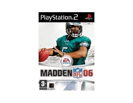 MADDEN NFL 06 PS2 (USADO)