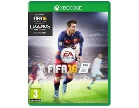 FIFA 16 XBOX ONE (USADO)