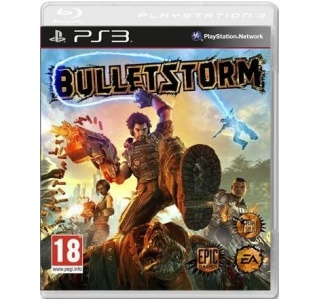 BULLETSTORM PS3 (USADO)