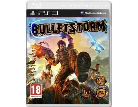 BULLETSTORM PS3 (USADO)