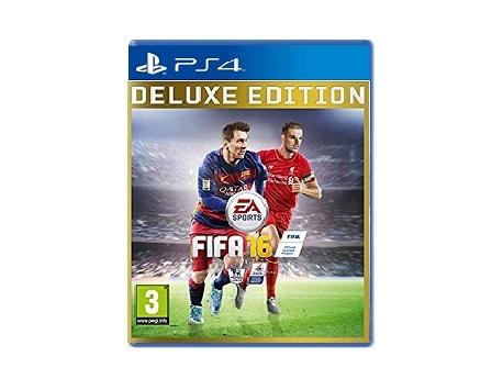 FIFA 16 DELUXE EDITION PS4 (USADO)