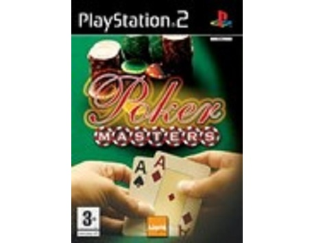 POKER MASTERS PS2 (USADO)