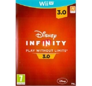 DISNEY INFINITY 3.0 WII U (USADO)