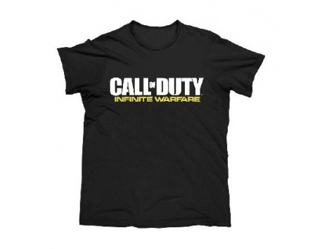 T-SHIRT COD INFINITE WARFARE