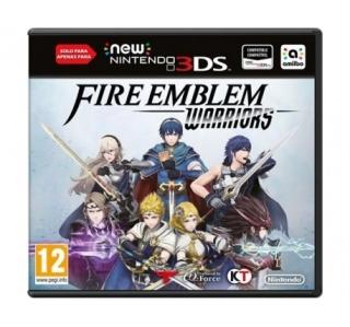 FIRE EMBLEM WARRIORS 3DS (USADO)