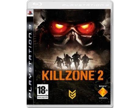 KILLZONE 2 PS3 (USADO)