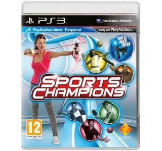 SPORTS CHAMPIONS PS3 (USADO)