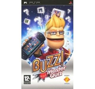 BUZZ MASTER QUIZ PSP (USADO)