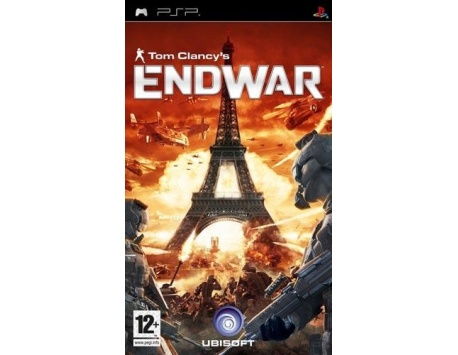 TC END WAR PSP (USADO)