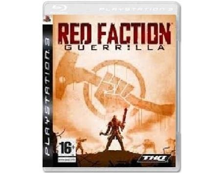 RED FACTION GUERRILLA PS3 (USADO)