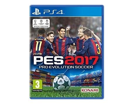 PRO EVOLUTION SOCCER 2017 PS4 (USADO)