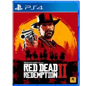 RED DEAD REDEMPTION II PS4 (USADO)